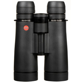 Binóculo Leica Duovid 10-15x50 Zoom Variável - Pouco Uso!