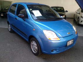 Chevrolet Matiz B Color Azul Modelo 2015