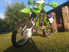 Kawasaki Kmx 125r Klx 250