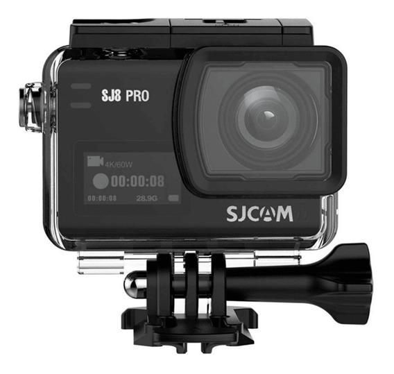 Camera Sjcam Sj8 Pro 4k 60fps Touch Screen Action 2.33 Wi-fi