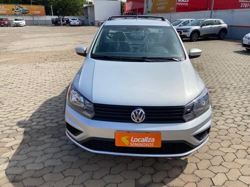 Imagem 1 de 6 de Volkswagen Saveiro 1.6 Msi Trendline Cs 8v Flex 2p Manual