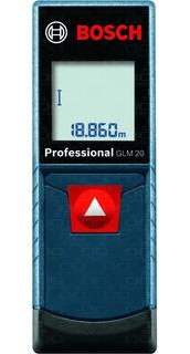 Telemetro Medidor Distancia Laser 20 Metros Bosch Glm 20