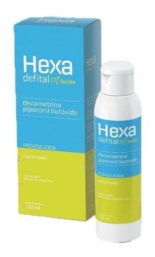 Hexa Defital Locion Nf X 120 Ml