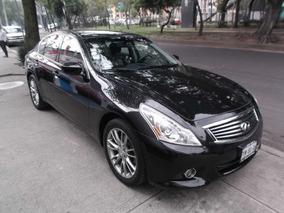 Infiniti G37 Sedan Premium 2012 Excelentes Condiciones