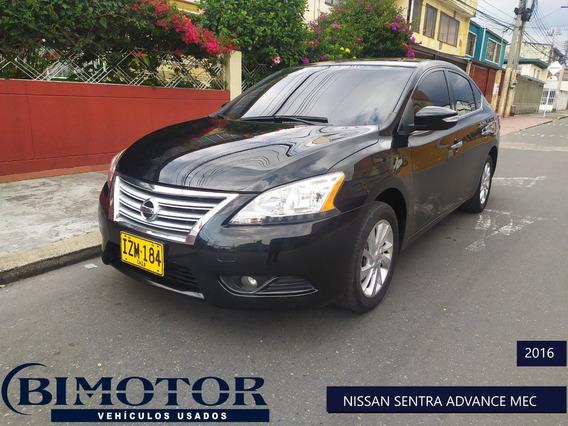 Nissan Sentra Advance Mco