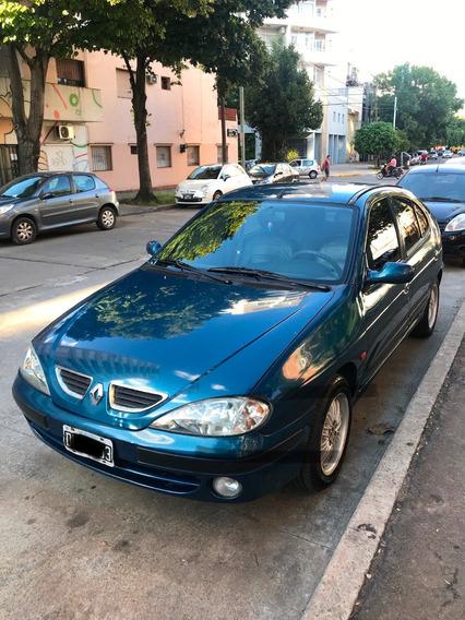 Renault Megane Fase 2 140 Km 2001 Bien Mantenido
