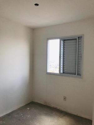 Apartamento Com 2 Dormitórios À Venda, 48 M² Por R$ 203.000 - Cidade Satélite Santa Bárbara - São Paulo/sp - Ap0239