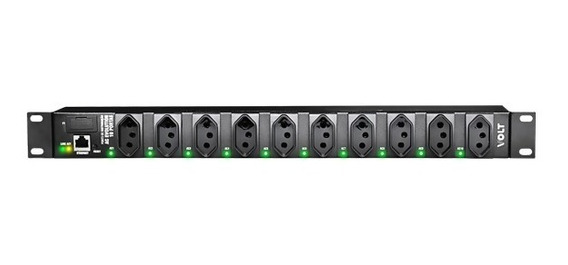 Ponto De Distribuição Ac Evolution 10 P Snmp Volt 13.14.001