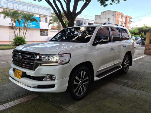 Toyota  Land Cruiser  Excalibur Blindado2p