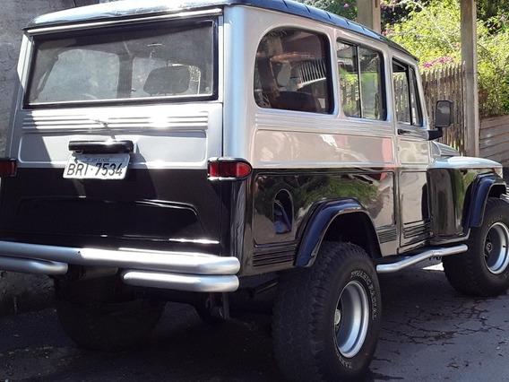 Willys Jeep 4x4 Motor Opala