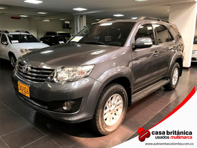 Toyota Fortuner 2.7 At 4x2 Gasolina