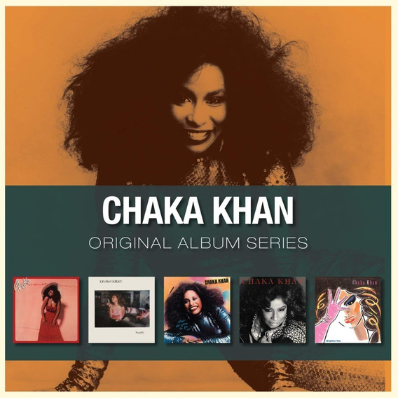 Chaka Khan - Original Album Series 5 Cds