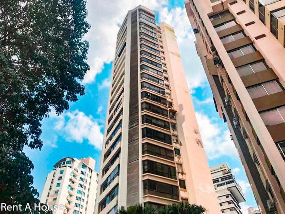 Bello Apartamento En Venta En Paitilla Panama