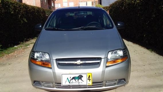 Chevrolet Aveo Ls 1.600 16v Aa