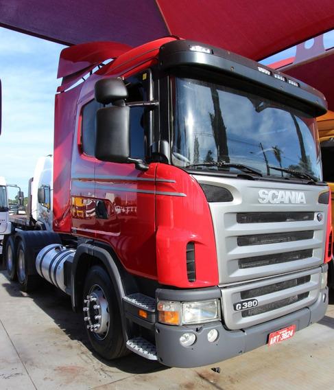 Scania G380 - 2009/10 - 6x2 I Ótimo Estado (art 3824)