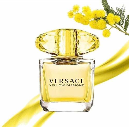 Perfume Yellow Diamond Versace Original