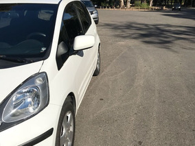 Honda Fit 1.4 Lx-l At 100cv - Blanco / Excelente