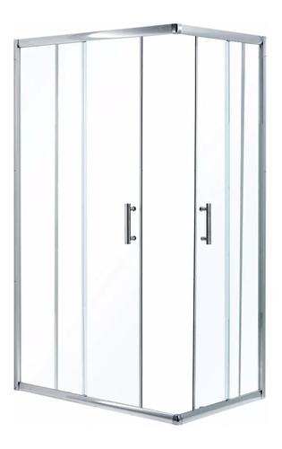 Box De Ducha 90x90 V Incoloro 6 Mm  Sin Receptáculo (oferta)