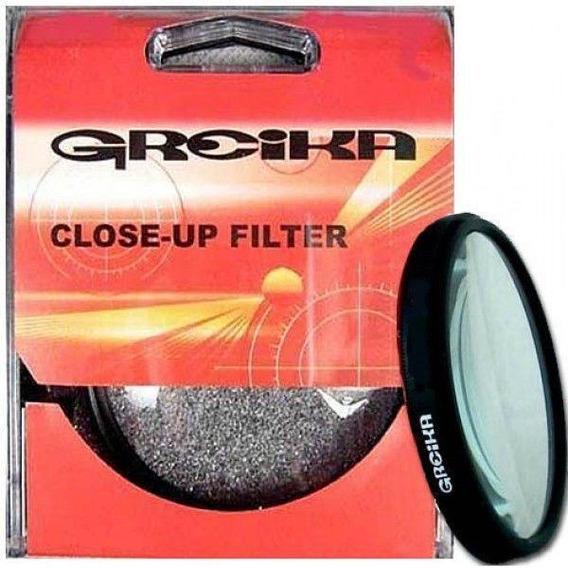 Filtro Close Up Greika 49mm +4