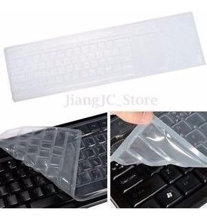 Protector Silicone Teclado Universal Computadora Pc