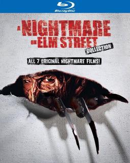Blu-ray Nightmare On Elm Street / Pesadilla / 7 Films