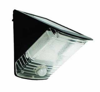 Maxsa Motionactivated Led Wedge Light Con Panel Solar Incorp