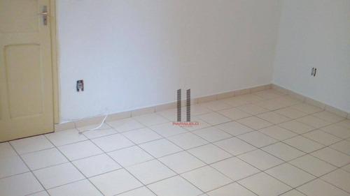 Apartamento Com 1 Dormitório Para Alugar, 46 M² Por R$ 1.300,00/mês - Água Rasa - São Paulo/sp - Ap2866