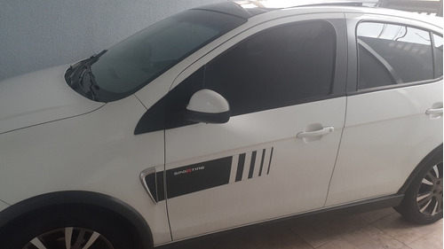 Imagem 1 de 15 de Fiat Palio 2014 1.6 16v Sporting Flex Dualogic 5p