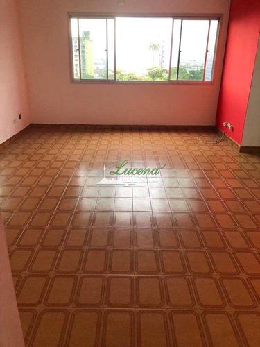 Imagem 1 de 10 de Apartamento Com 2 Dorms, Centro, São Vicente - R$ 350 Mil, Cod: 6637 - V6637