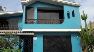 Casas En Venta En Los Olivos
