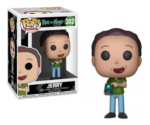 Funko Pop  Rick & Morty Jerry