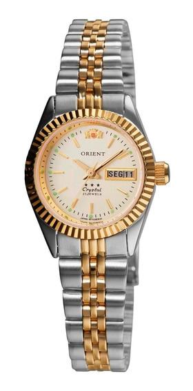 Relógio Orient Feminino Ref: 559eb3x C1sk - Automático