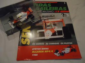Lendas Brasileiras Do Automobilismo 01 - Ayrton Senna