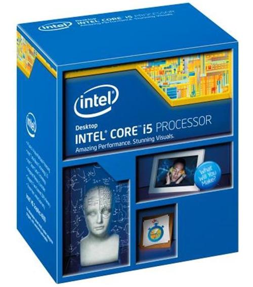 Processador Intel Core I5 4440 3.10ghz, Lga1150, 4ª Geração