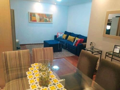 Imagem 1 de 20 de Apartamento À Venda, 78 M² Por R$ 477.000,00 - Bangu - Santo André/sp - Ap11859