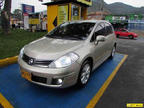 Nissan Tiida Teckna