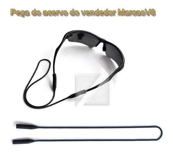 Alça Cordinha Cordão De Silicone Salva Óculos 52 Cm