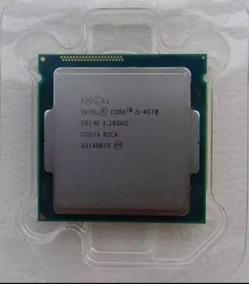 Core I5 4570 Sockte 1150 Ddr3 Só Funciona Com 1 Slot De Memó