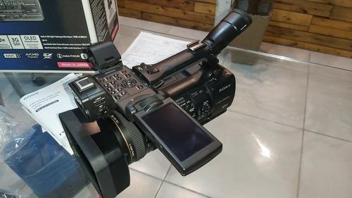 Nova Camera Hxr Nx5r Sony Na Caixa