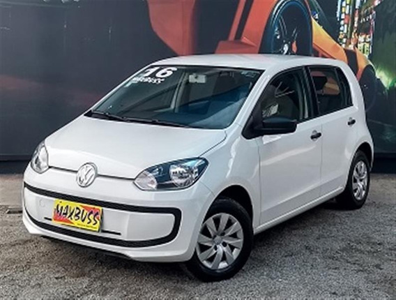 Volkswagen Up! 1.0 Mpi Take Up 12v Flex 4p Manual 2015/2016