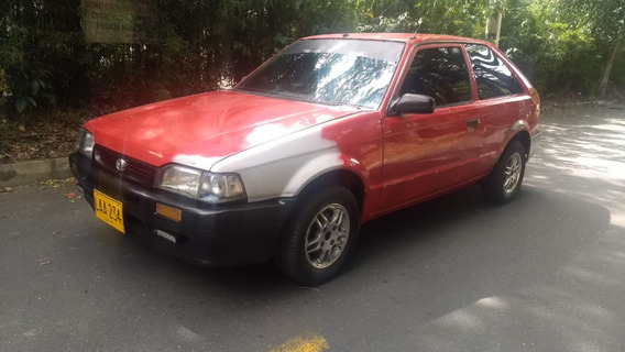Mazda 323 Coupe 1989