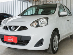 Nissan March March S 1.0 12v Flex 5p