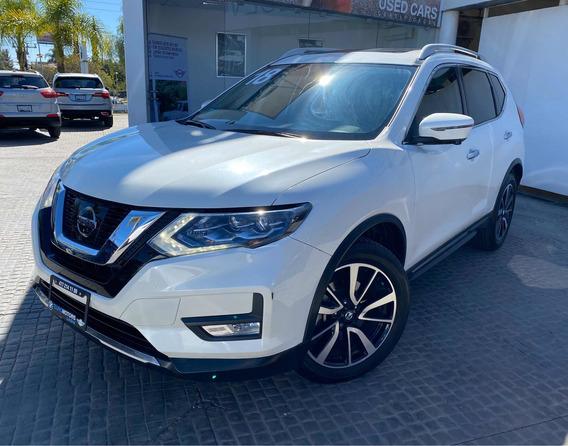 Nissan X-trail 2.5 Exclusive 3 Row Cvt 2018