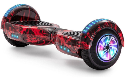 Patineta Electrica Skate Hoverboard Scooter