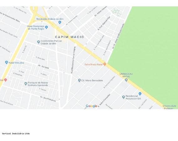 Área Para Locação Em Natal, Capim Macio - Lc 15519 Area Roberto Freire