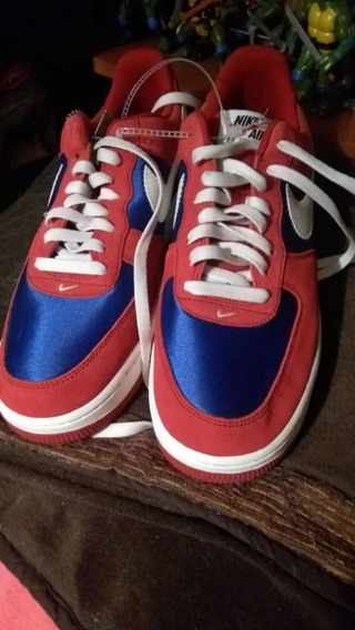 Tenis Nike Air Force 1 Low Clot Rojo Nuevos Originales