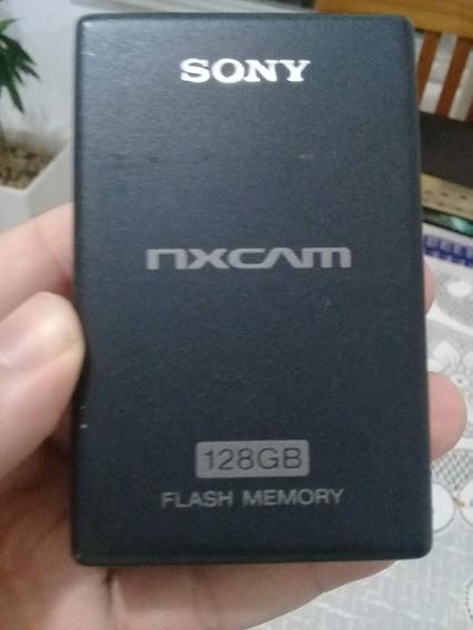 Flash Memory 128 Gb Sony Hxr 1000 R$