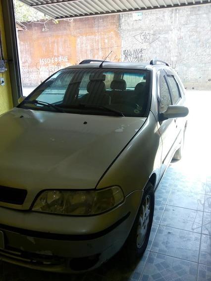 Fiat Palio Weekend 1.6 16v Stile 5p 2001