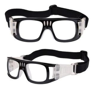 Óculos Proteção Futebol Basquete Volei Esportes Aceita Grau
