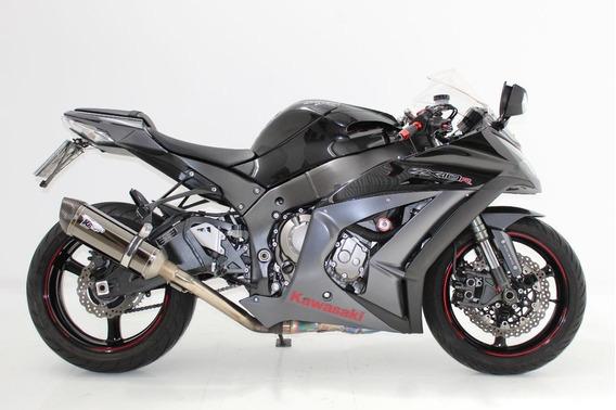 Kawasaki Ninja Zx 10r Abs 2012 Cinza